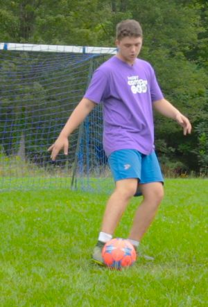 Learn to play soccer defense
