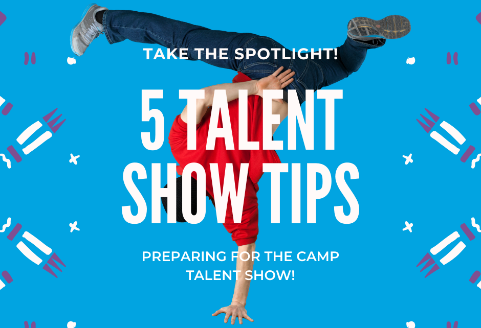 5 Talent Show Tips for Kids