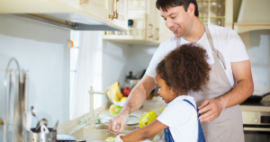 Scheduling chores for kids