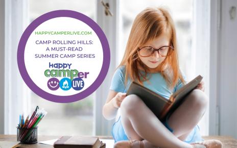 girl reading book