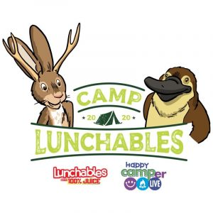 Camp Lunchables logo